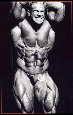 بیوگرافی جی کاتلر(بدن سازي معروف با پشتكاري زبان زد) 1