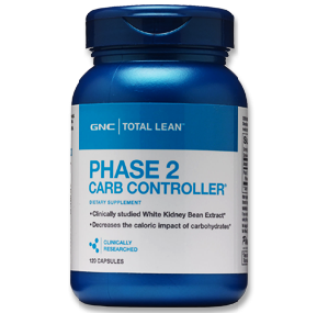 فاز 2 کربو کنترلر GNC-GNC Total Lean Phase 2 Carb Controller