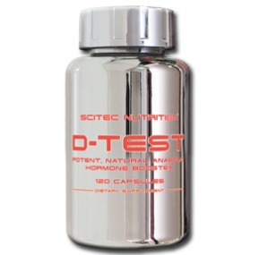 پروهورمون D-test سایتک-Scitec Nutrition D - Test