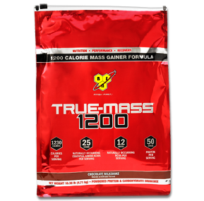 گینر ترومس 1200 شرکت BSN امریکا-BSN TRUE-MASS Weight Gainer