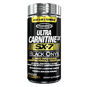 آلترا کارنیتین 3X بلک اونیکس-MuscleTech Ultra Carnitine 3X SX-7 Black Onyx