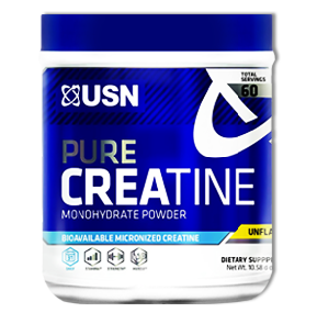کراتین منوهیدرات USN-USN Pure Creatine Monohydrate Powder