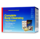 پکیج پاکسازی کامل بدن GNC-GNC Complete Body Cleansing Program 7day