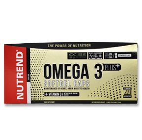 امگا 3 سافتژل ناترند-Nutrend Omega 3 Softgel