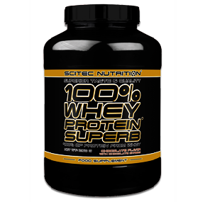 وی 100 % سوپرب سایتک-Scitec Nutrition 100% Whey Protein Superb